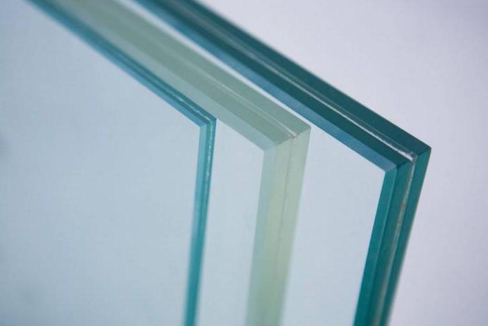 толщина оконного стекла