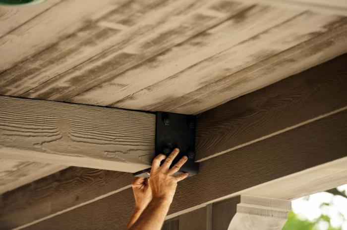 Балки для потолка своими руками 78