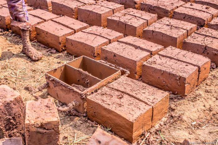 технология изготовления кирпича из глины в домашних условиях