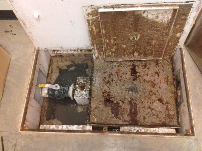 Жироуловители на канализацию для ресторана