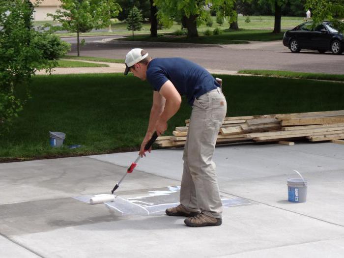 уход за бетоном снип