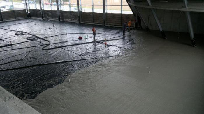 механические свойства бетона