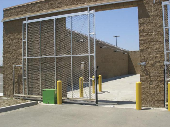 ворота подвесные