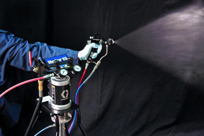 Безвоздушный краскопульт высокого давления: инструкция по эксплуатации