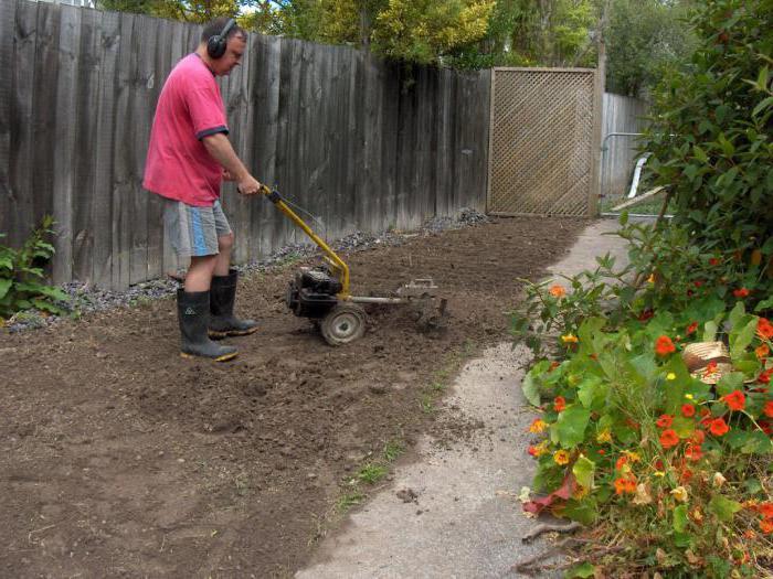 чертеж фрезы для обработки почвы