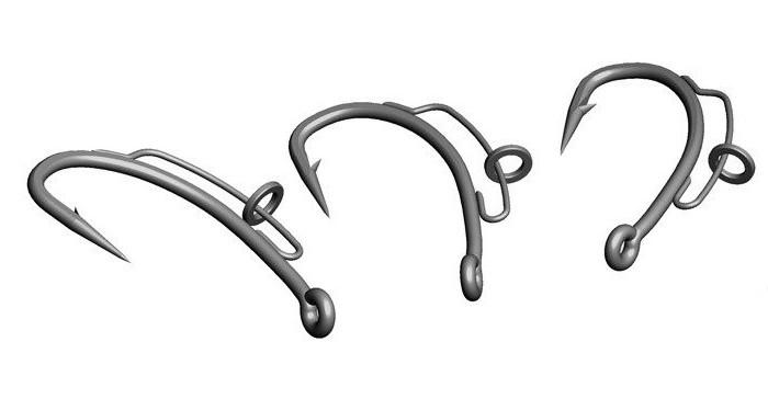 Крючки карповые: особенности ловли, размеры и виды