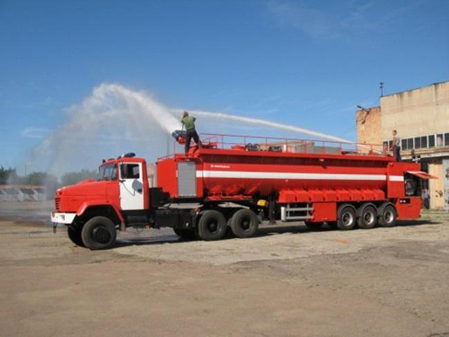 фото пожарные автомобили