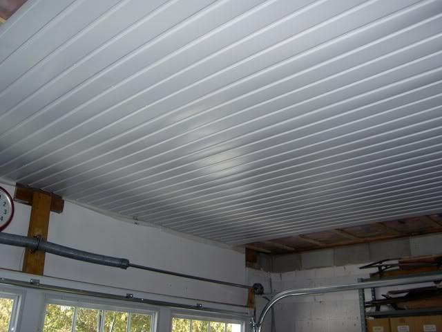 высота потолка в гараже