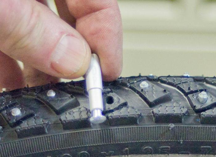 Дошиповка шин для зимы своими руками