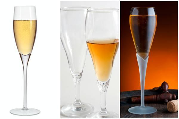 Фужер-тюльпан для вина
