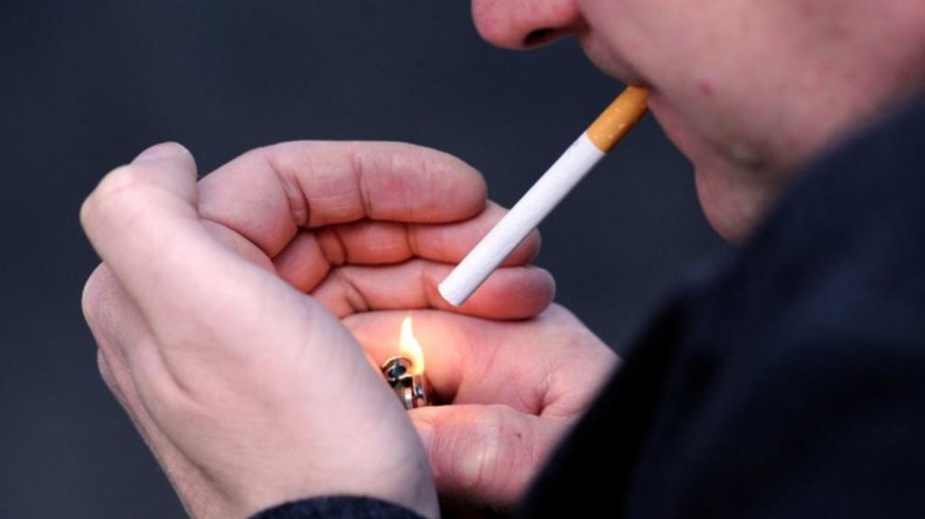 Отвращение к курению формируется постепенно
