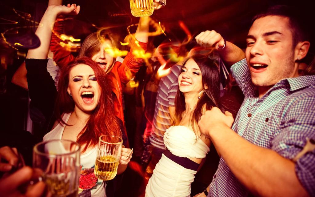 Танцы с друзьями