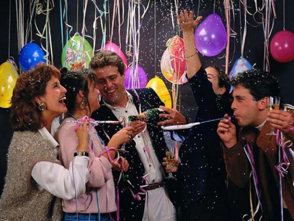 Вечеринка-сюрприз - хорошая идея