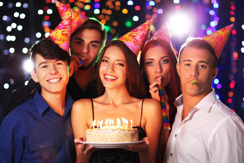 Смешные картинки для день рождения взрослых, днем