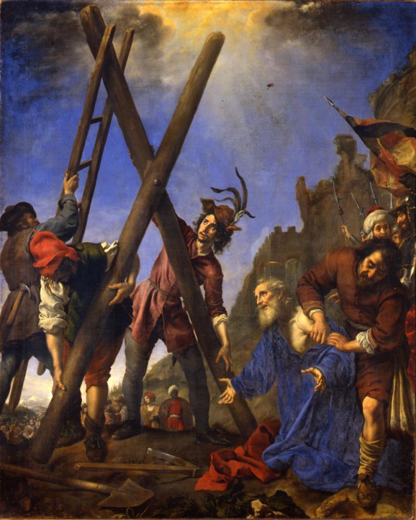 "Carlo Dolchi ""Martyrdom of Andrei"""