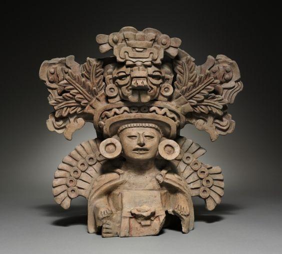 Ancient Native American figurine
