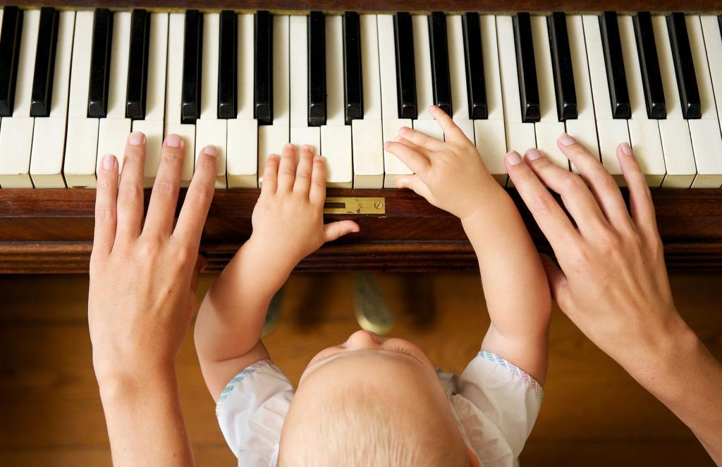 Early development of music abilities