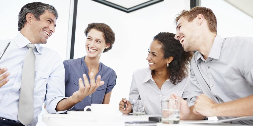 Interpersonal communication in the office