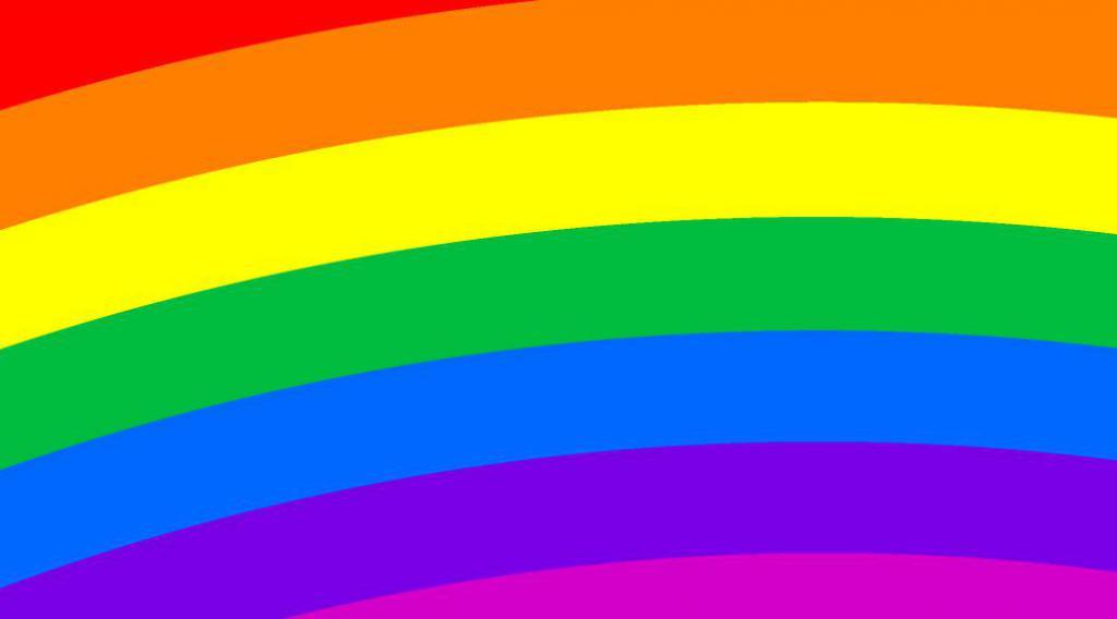 Картинка радуга цвета