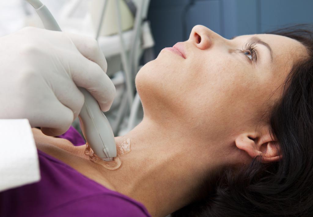 Эластография щитовидной железы что это такое