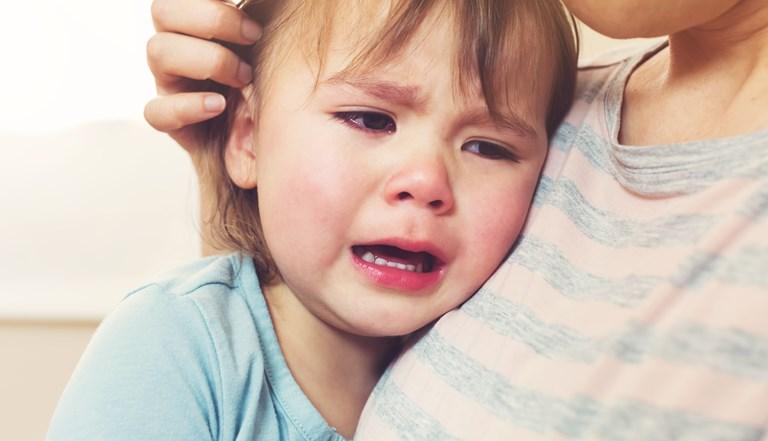 Why do children's ears hurt?