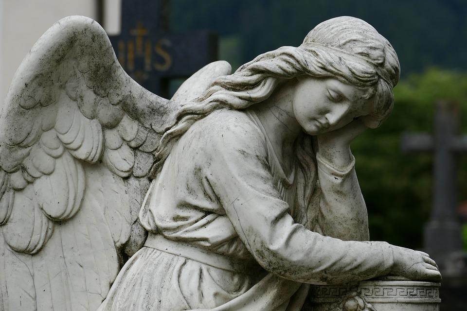 притча о старике и Ангеле Божьем