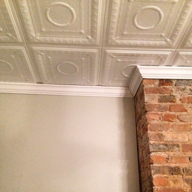 Diy ceiling tile