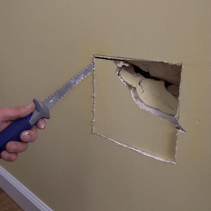 чем замазать стены