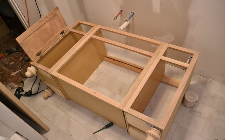 do-it-yourself kitchen