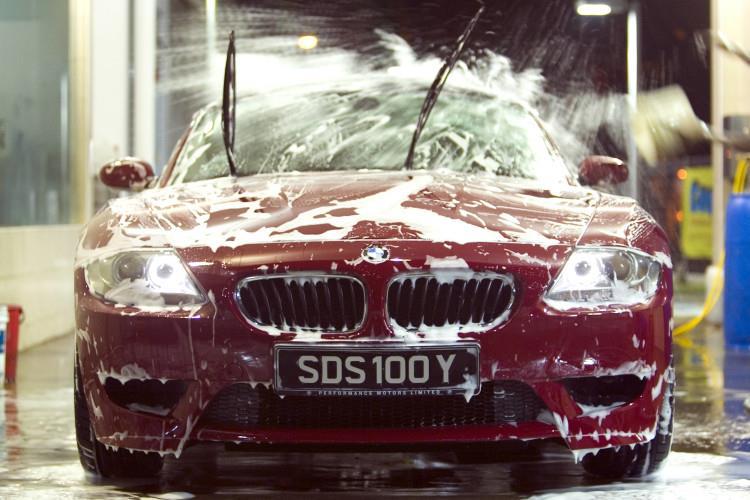 чем мыть авто