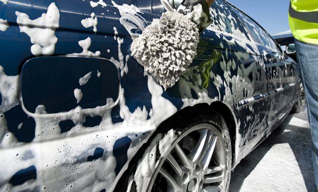 каким моющим мыть авто