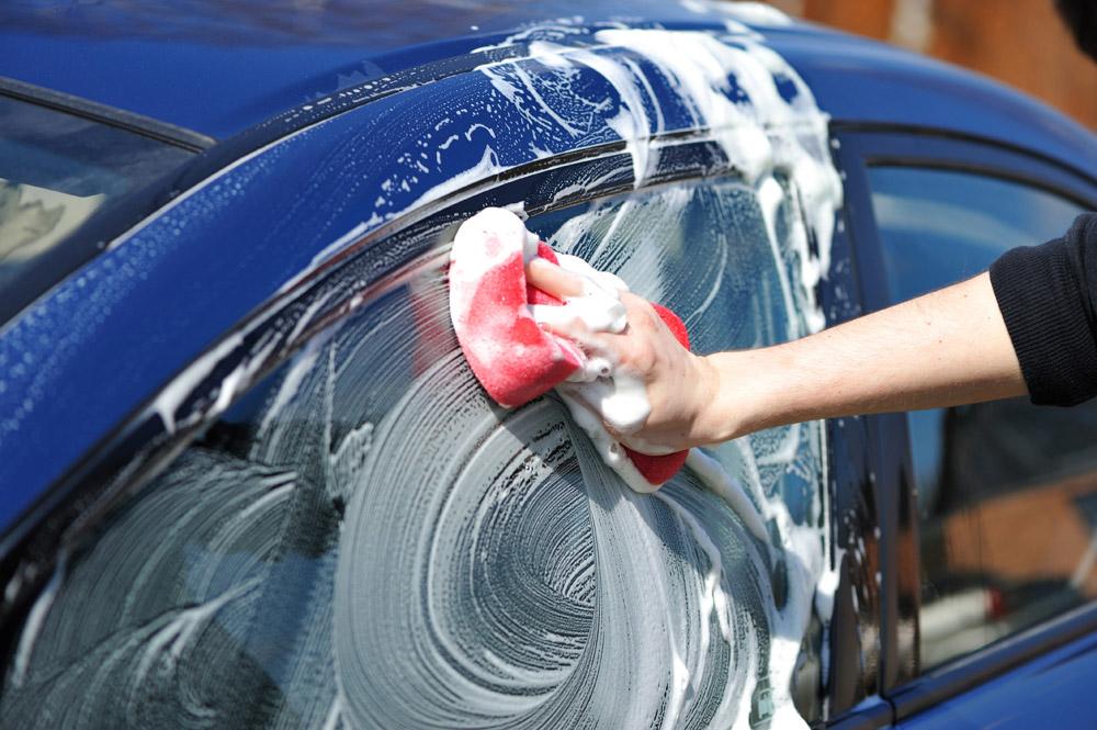 каким моющим моем автомобиль