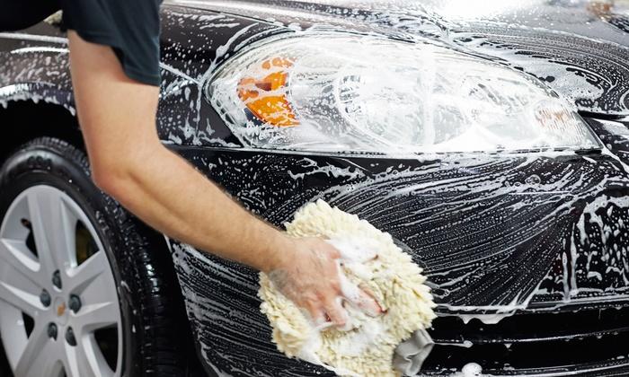 каким моющим мыть машину