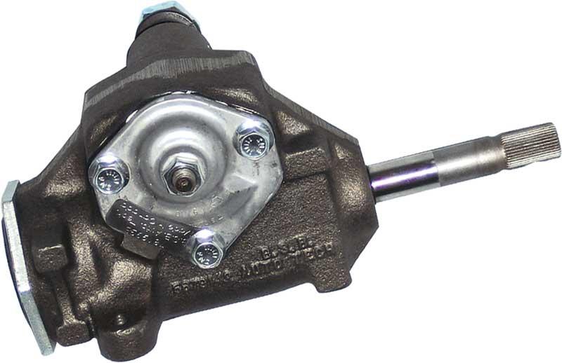 ремонт механизмов рулевого управления