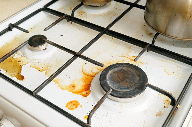 почему газовая плита в квартире