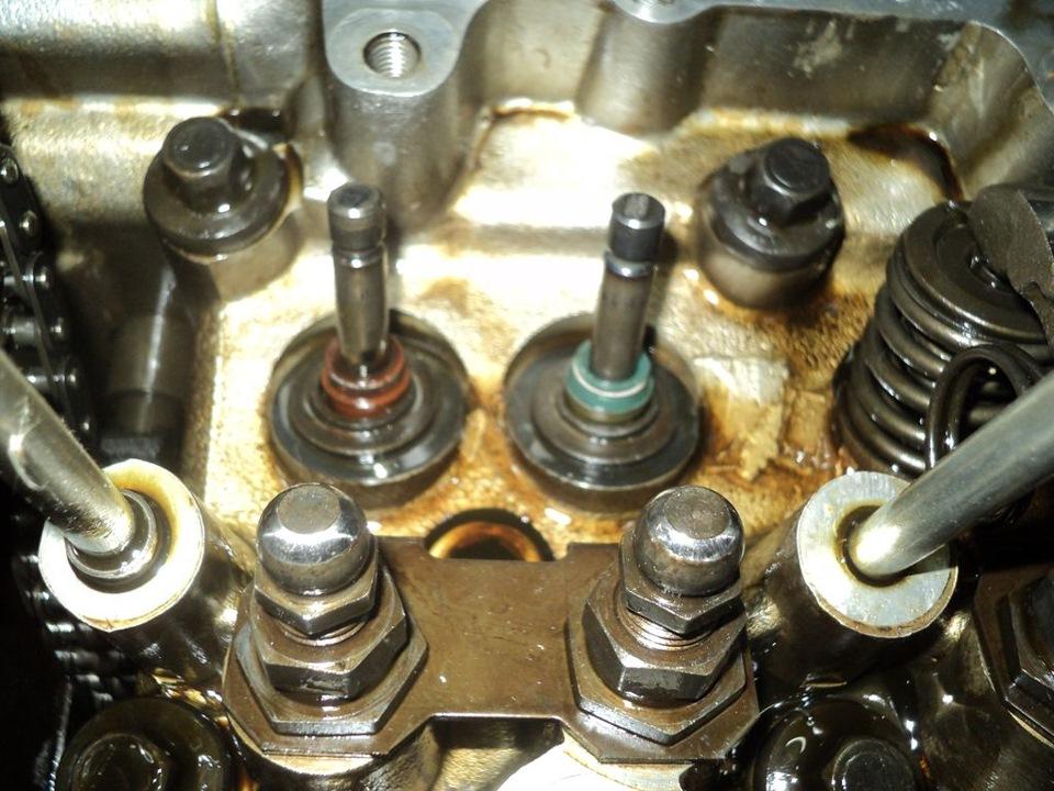 масло приора 16 клапанов