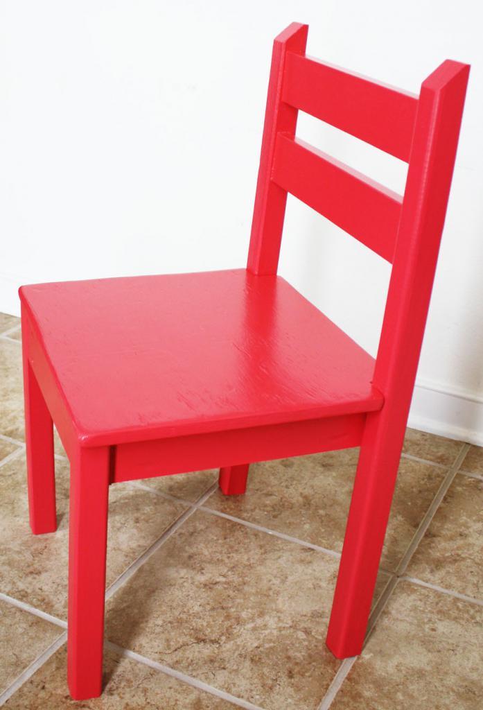 стул своими руками самодельный