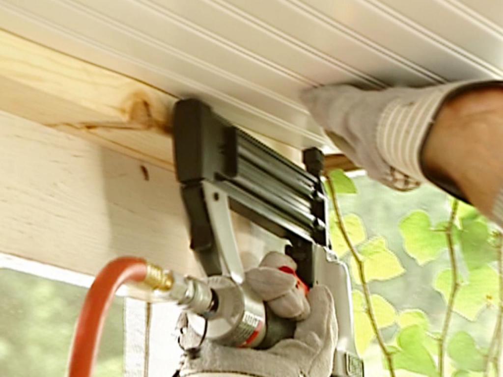 сайдинг для отделки потолка