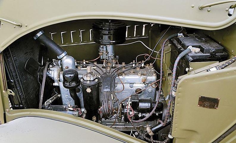 бензиновый двигатель газ 11