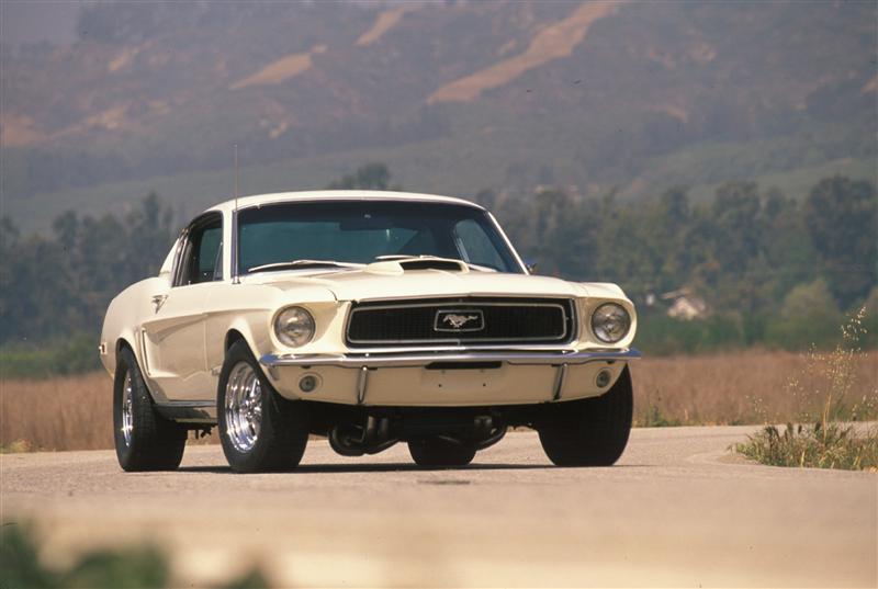 форд мустанг 1964 технические