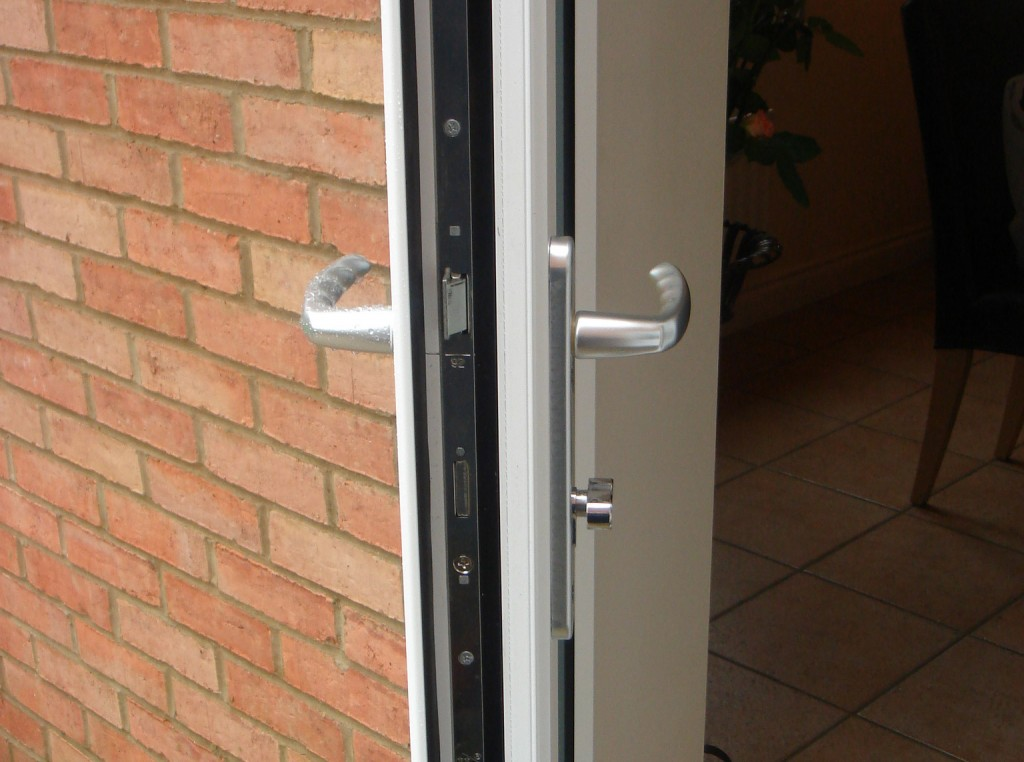 adjustment of aluminum doors independently instruction