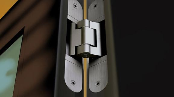 hinges for aluminum doors