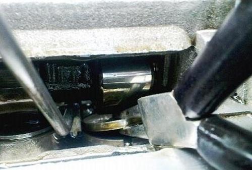 valve adjustment fret grant 8 valve