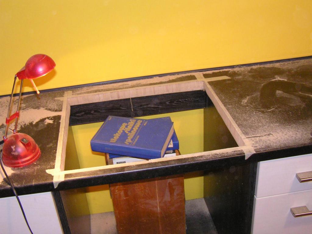 установка и подключение газовой панели