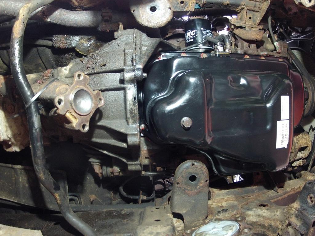 что такое картер двигателя в автомобиле