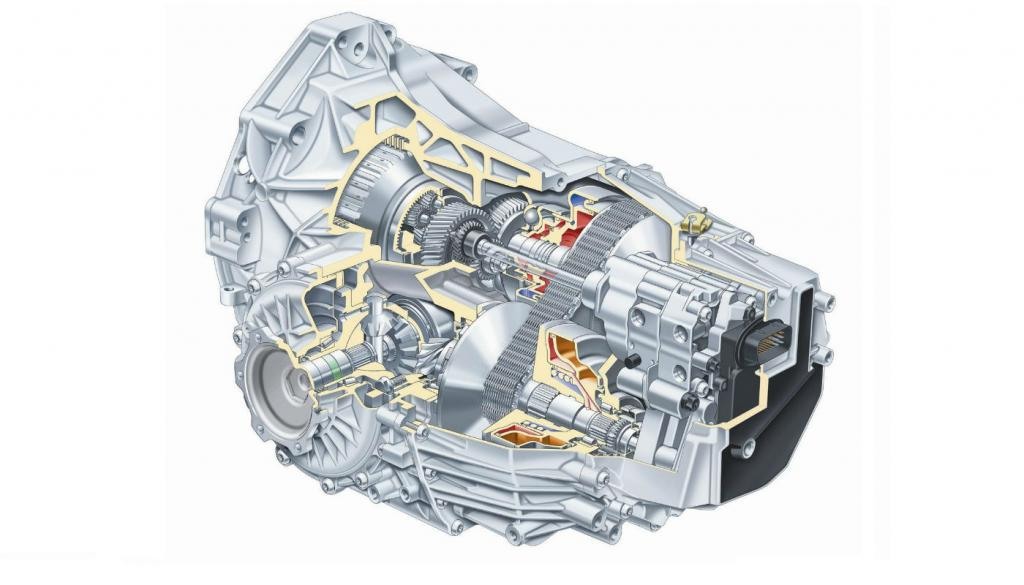oil change in the variator Nissan Beetle 1 6
