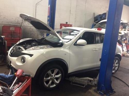 repair nissan beetle