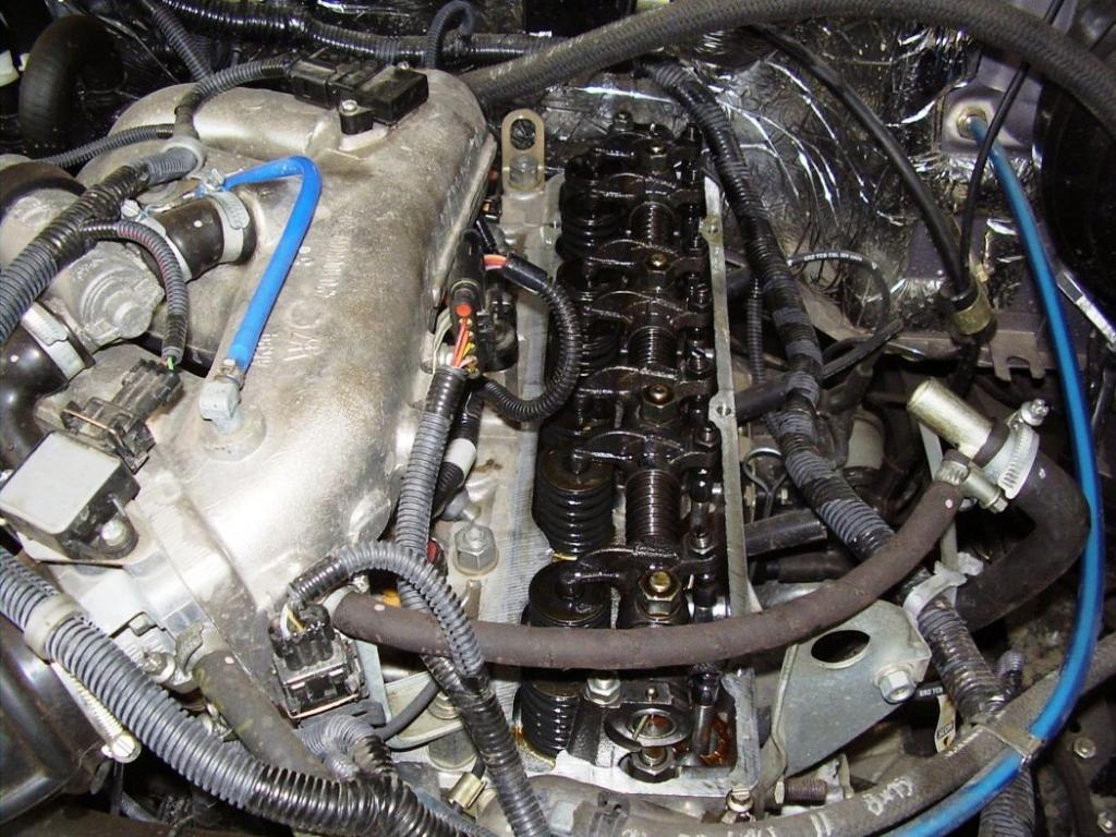 газель двигатель 4216 регулировка клапанов