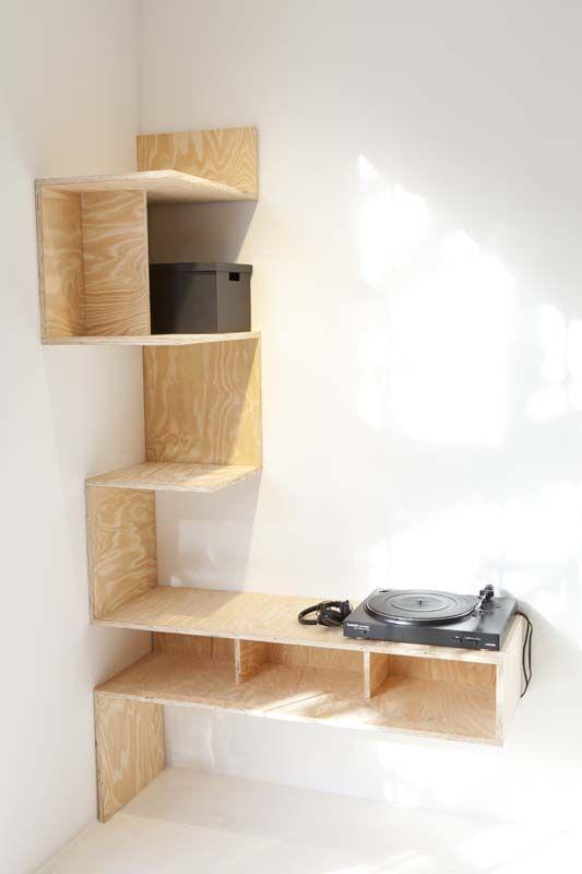 interesting shelf model
