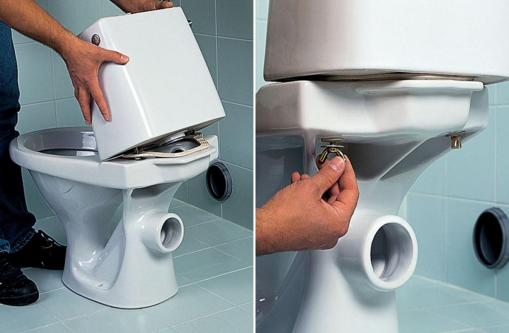 lid mounting